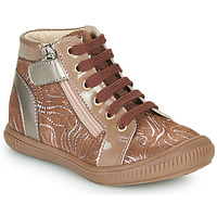 Shoes Girl Hi top trainers GBB RACHIDA Beige