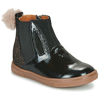 Shoes Girl Mid boots GBB GEMMA Black