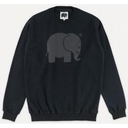 Clothing Men Sweaters Trendsplant CLASSIC CREWNECK 029030MBBC Black