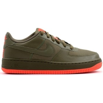 Shoes Women Low top trainers Nike Air Force 1 LV8 GS Green