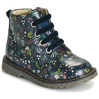 Shoes Girl Hi top trainers GBB NAREA Blue