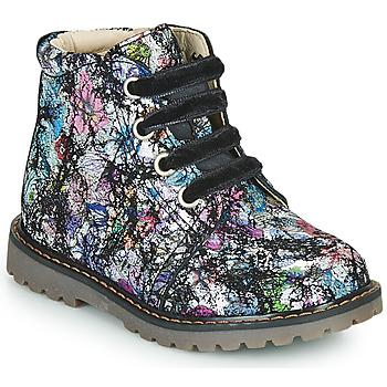 Shoes Girl Hi top trainers GBB NAREA Black