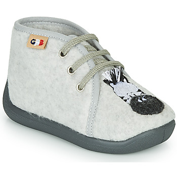 Shoes Children Slippers GBB APOLOCHON Grey
