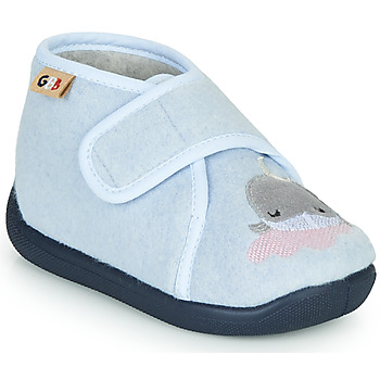 Shoes Girl Slippers GBB APOCHOU Blue