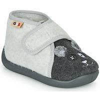 Shoes Children Slippers GBB APOCHOU Black