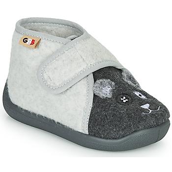 Shoes Girl Slippers GBB APOCHOU Black