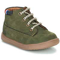 Shoes Boy Hi top trainers GBB JEANNOT Green