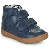 Shoes Boy Hi top trainers GBB DIEGGO Blue