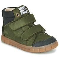Shoes Boy Hi top trainers GBB HENI Green