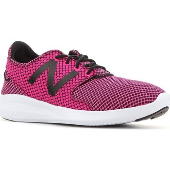 Shoes Girl Fitness / Training New Balance KJCSTGLY pink