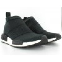 Shoes Hi top trainers adidas Originals NMD City Pack Black/White Core Black/Core Black/ White