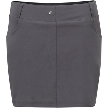 Clothing Women Skirts Dare 2b MELODIC III Stretch Shorts Grey
