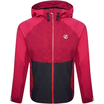 Clothing Girl Track tops Dare 2b IN THE LEAD II Waterproof and Breathable Jacket Pink