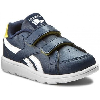 Shoes Children Low top trainers Reebok Sport Royal Prime White, Navy blue