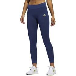 Clothing Women Leggings adidas Originals Own The Run Navy blue