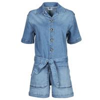 Clothing Women Jumpsuits / Dungarees Betty London ONIOU Blue / Medium