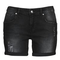 Clothing Women Shorts / Bermudas Moony Mood ONANA Black