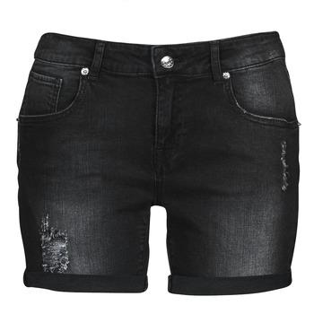 Clothing Women Shorts / Bermudas Moony Mood ONANA Black