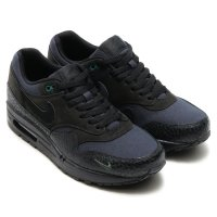Shoes Low top trainers Nike Air Max 1 Bonsai Black/Black-Bonsai