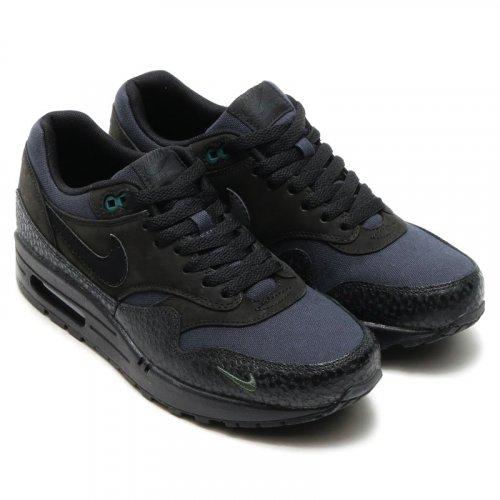 Shoes Low top trainers Nike Air Max 1 Bonsai Black/Black-Bonsai