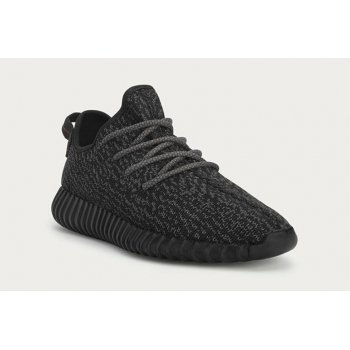 Shoes Low top trainers adidas Originals Yeezy Boost 350 V1 Pirate Black Pirate Black/Black