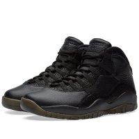 Shoes Low top trainers Nike Air Jordan 10 x OVO Black Black/Black-Metallic Gold
