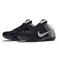 Shoes Low top trainers Nike Kobe 11 Last Emperor White/Black-Court Purple