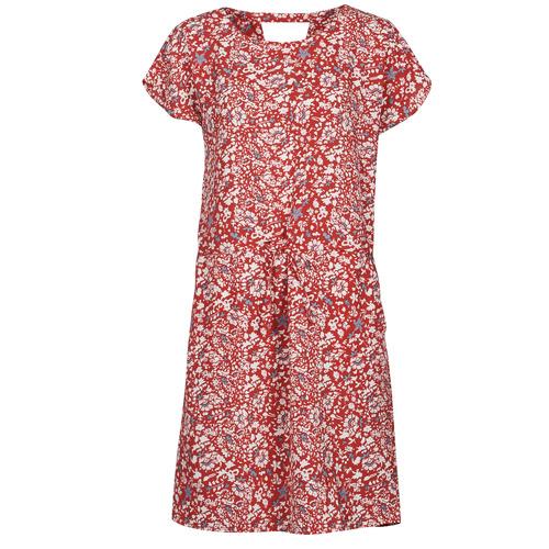 Clothing Women Short Dresses Only ONLNOVA Red