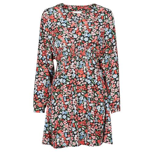 Clothing Women Short Dresses Only ONLTAMARA Red / Black