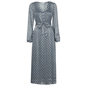 Clothing Women Long Dresses Only ONLMADDI Marine