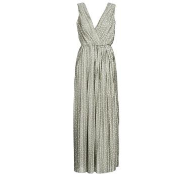 Clothing Women Long Dresses Only ONLELEMA Beige