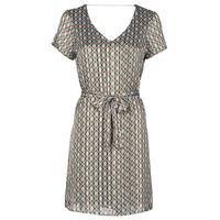 Clothing Women Short Dresses Only ONLMADDI Kaki