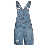 Clothing Women Jumpsuits / Dungarees Only ONLAYLA Blue / Medium