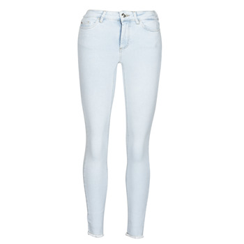 Clothing Women Slim jeans Only ONLBLUSH Blue / Clear