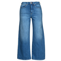 Clothing Women Cropped trousers Only ONLMADISON Blue / Medium