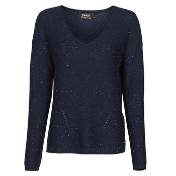 Clothing Women Jumpers Only ONLJOLIE Marine