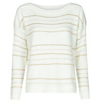 Clothing Women Jumpers Only ONLNEW CARILEE White
