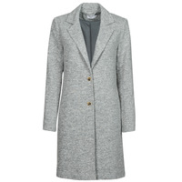 Clothing Women Coats Only ONLCARRIE Grey