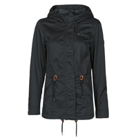 Clothing Women Parkas Only ONLLORCA Black