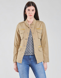 Clothing Women Jackets / Blazers Only ONLNEW SIKA Beige