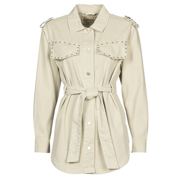 Clothing Women Jackets / Blazers Only ONLNORA Beige