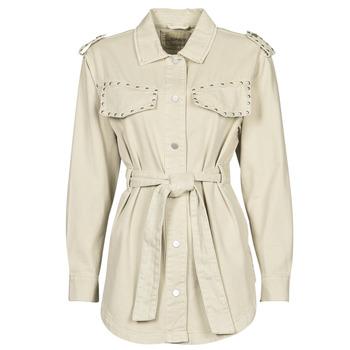 Clothing Women Jackets / Blazers Only ONLNORA Beige