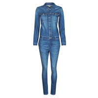 Clothing Women Jumpsuits / Dungarees Only ONLCALLI Blue / Medium
