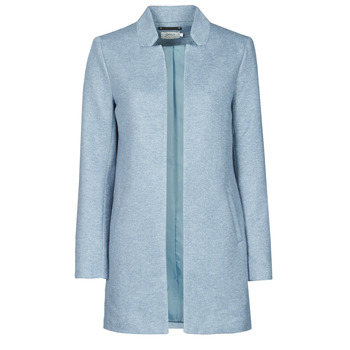 Clothing Women Coats Only ONLSOHO Blue