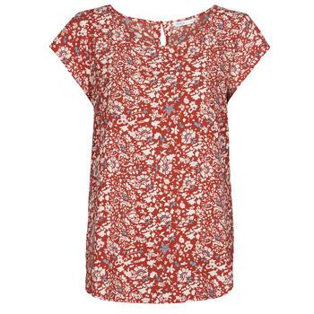 Clothing Women Tops / Blouses Only ONLNOVA Red