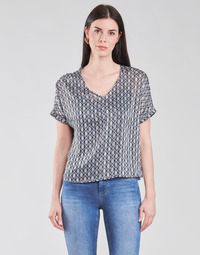 Clothing Women Tops / Blouses Only ONLMADDI Marine