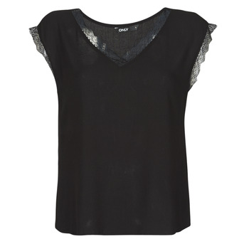 Clothing Women Tops / Blouses Only ONLJASMINA Black