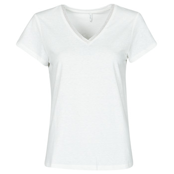 Clothing Women Tops / Blouses Only ONLZENNA White