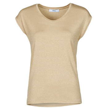 Clothing Women Tops / Blouses Only ONLHARPER Beige