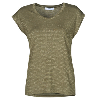 Clothing Women Tops / Blouses Only ONLHARPER Kaki